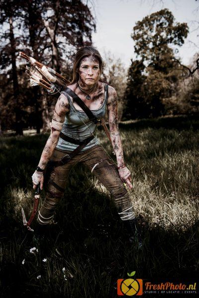 elfia 2018 Lara Croft